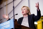 Hillary Clinton: No to any 'trade deal that kills jobs or holds down wages, including the Trans-Pacific Partnership'.