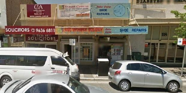 As 'Michael', Monis lured vulnerable women to his busy 'spiritual healing' practice in Wentworthville (above) and assaulted them. Photo / Google