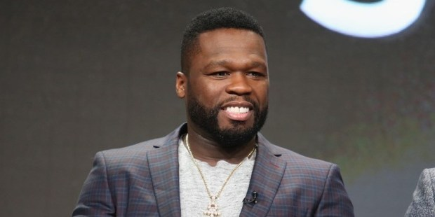 Executive producer/actor Kurtis '50 Cent' Jackson stars in the TV show Power. Photo / AFP