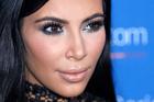 Kim Kardashian says she's ready to break the internet again. Photo/AP