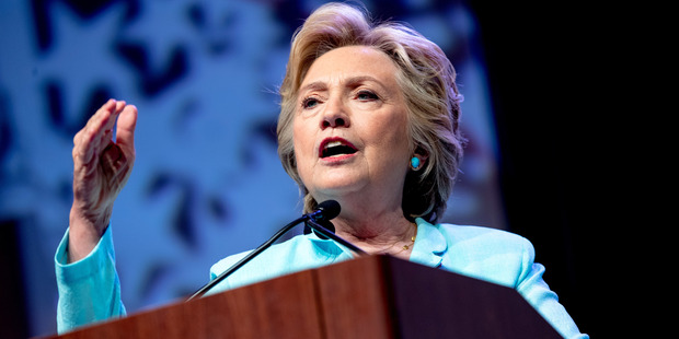 New Polls Show Clinton Leading In Four Crucial States