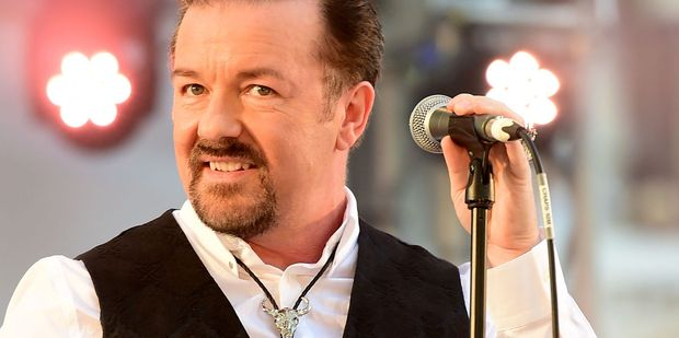 Loading Ricky Gervais returns as deluded office manager David Brent in the feature length film Life on the Road. Photo/AP