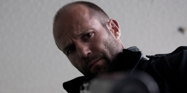 Jason Statham is reportedly filming a shark movie called Meg in Auckland.