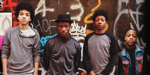 Baz Luhrmann's The Get Down debuts on Netflix today.