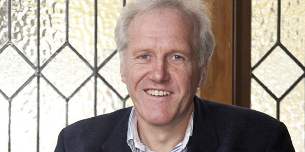Prof Brian Cox. Photo / University of Otago