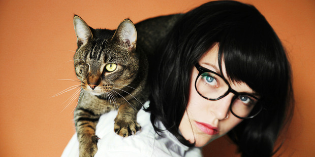 """Cat people tend to be single and express a """"wider range of emotions"""" (including, chiefly, exhaustion and annoyance). Photo / Getty"""