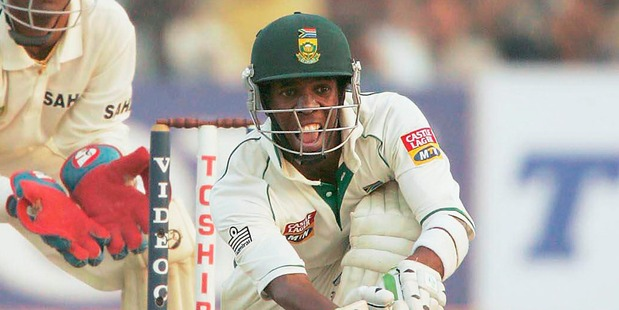 Former South African wicket keeper Thami Tsolekile has been banned from cricket for 12 years for his involvement in match fixing. Photo / Getty Images