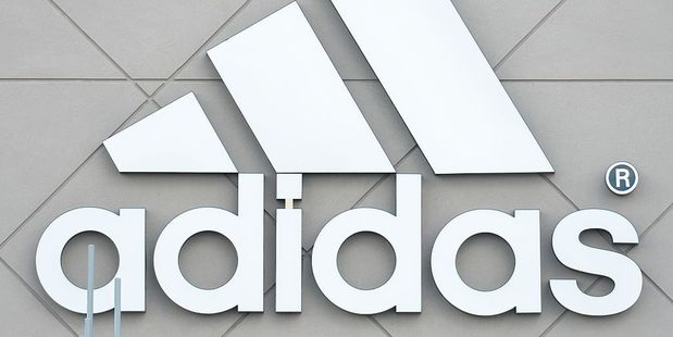 Adidas is set to have a record year and show a nine-digit annual profit for the first time. Photo / Getty Images