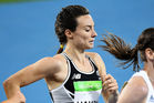 Nikki Hamblin of New Zealand compete in round one of the Women's 1500 metres on Day 7 of the Rio 2016 Olympic Games. Photo / Getty Images