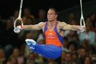 Yuri Van Gelder of the Netherlands was kicked out of the Rio Olympics. Photo / Getty