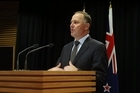 Prime Minister John Key says next year's election will be tight - as a new poll shows Labour and the Green Party almost neck-and-neck with National.  The latest Newshub/Reid Research poll has National falling 1.9 per cent to 45.1 per cent.