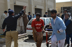Pakistan bombing: 'An attack on justice'