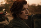Actress Milla Jovovich stars in the last Resident Evil movie, The Final Chapter.