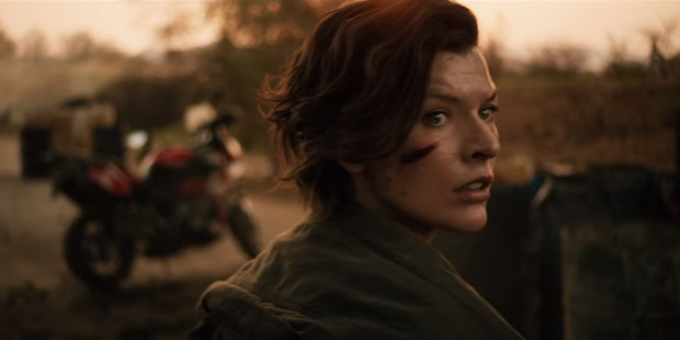 Loading Actress Milla Jovovich stars in the last Resident Evil movie, The Final Chapter.