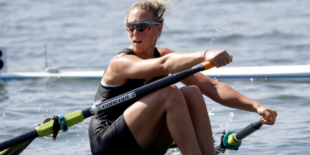 So close! Croatian misses rowing gold by an inch
