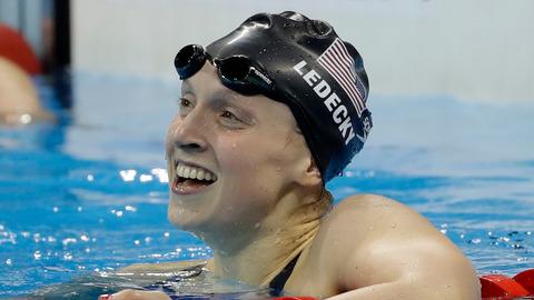 UVA Swimmer Wins Bronze In Rio