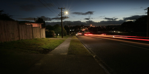 Seaview Road in Auckland. Photo / Doug Sherring