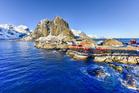 Reine in the Lofoten Islands. Photo / 123RF