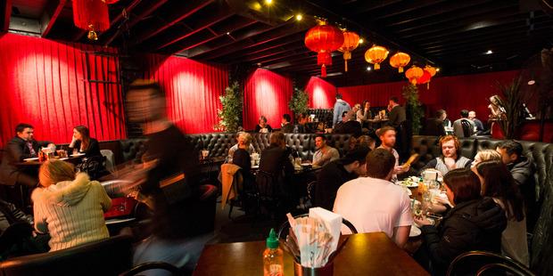 Out of luck, Lucky Lucky Dumpling restaurant. Photo / Jason Oxenham.