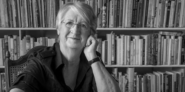 Writer Dame Fiona Kidman. Photo / Robert Cross