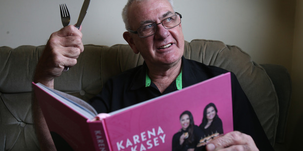 Te Puke Events and Promotions Group committee member Stuart Gunn says it would kick-start a new series of events with the launch of Karena and Kasey Bird's second book in October. PHOTO/JOHN BORREN