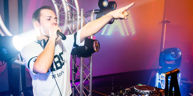 A long list of DJs will play sets to Rotorua youth tomorrow night.  PHOTO/SUPPLIED
