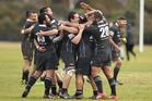 Whakarewarewa v Paroa baywide premier 2 final at Puarenga Park. Photo/Ben Fraser