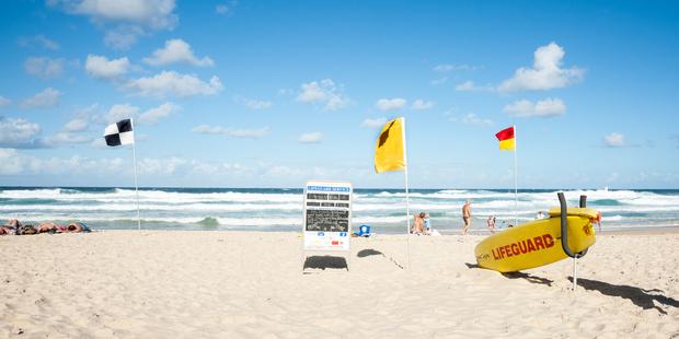 Noosa Beach. Photo / Sunday Travel