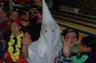 Members of the Western Springs kapa haka group dressed up in costume. Photo / Supplied
