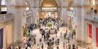 The Great Hall in the Met. Photo / Brett Beyer