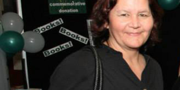 Sherry Waters' death was a huge shock to staff and students, some of whom were in the wharekai when she collapsed. Photo / Supplied