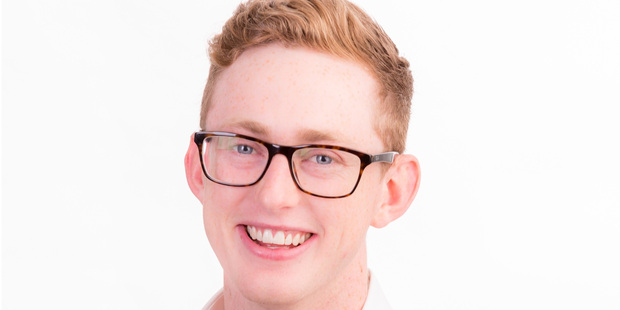 Tom Batcheler, a Kiwi working at Microsoft's Seattle headquarters as senior product manager for Office 365.