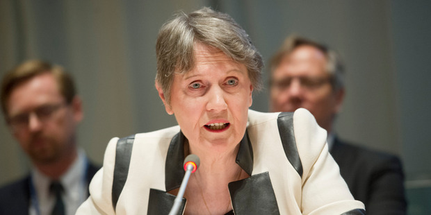 Loading Former Prime Minister Helen Clark is now contemplating her next step in the UN contest.