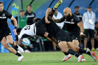 New Zealand won just once in Rio before being eliminated by Fiji yesterday. Picture / Photosport.nz