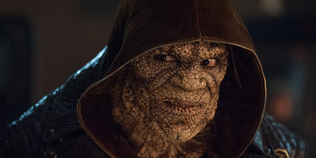 The following list indicates that early cuts of  Suicide Squad included more of Adewale Akinnuoye-Agbaje's Killer Croc.