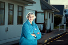 Tauranga woman Jeanette Andrews, president of the Metlife Somervale Retirement Village residents association, says she has peace of mind after making the move to the facility. Photo/Andrew Warner.