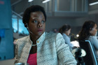 Viola Davis, as Amanda Waller in Suicide Squad, says fighting evil with evil is the
