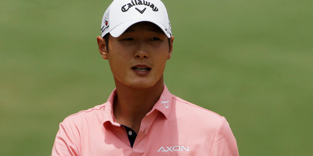 Danny Lee described the Olympic tournament as being equally important as a major. Photo / AP