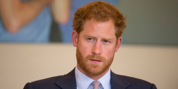 Rumours around who was Prince Harry's father have circulated since his birth. Photo / AP