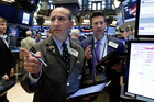 The Dow Jones Industrial Average fell 0.2pc, while the Nasdaq Composite Index declined 0.3pc. Photo / AP