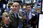 The Dow Jones Industrial Average fell 0.3 per cent, while the Nasdaq Composite Index slid 0.5 per cent. Photo / AP