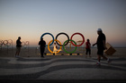 About 90 per cent of the Northern Hemisphere's biggest cities will become too hot and humid over the next 70 years to safely host the Olympic Games.  Above, Rio's Copacabana Beach. Photo / AP