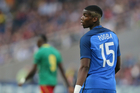 Paul Pogba, who played for France at this year's Euro 2016, has signed with Manchester United. Photo / AP