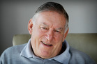 Sir Colin Meads pictured at his Te Kuiti home on his 77th birthday in 2013. Photo / Christine Cornege