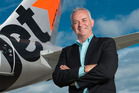 Jetstar New Zealand boss Grant Kerr. Photo / File