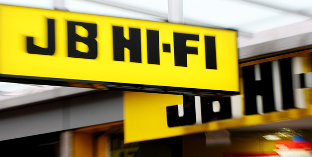 JB Hi-Fi has been given the all clear to buy The Good Guys. Photo / File