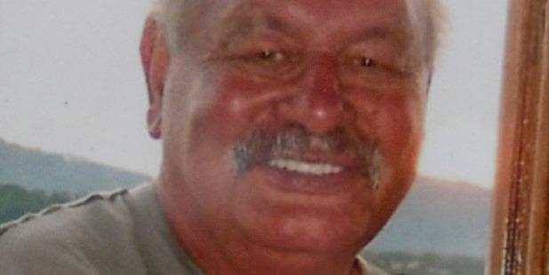 George Taiaroa was killed in March 2013.