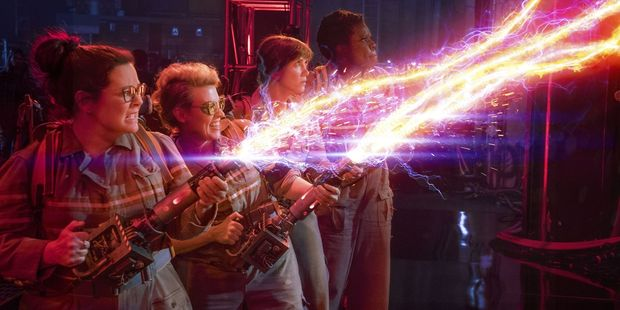 With a cast of female comedians taking on the central roles, the Ghostbusters reboot was controversial from its very announcement.