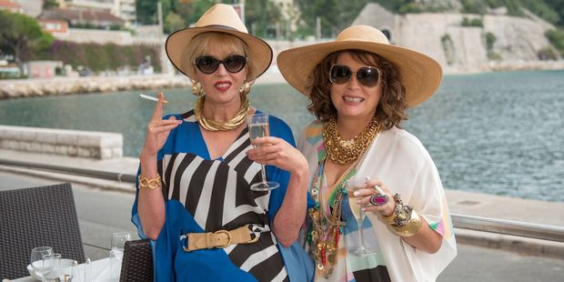 Loading Jennifer Saunders and Joanna Lumley are two of the most interesting, engaging and thoroughly charming women you will ever come across.