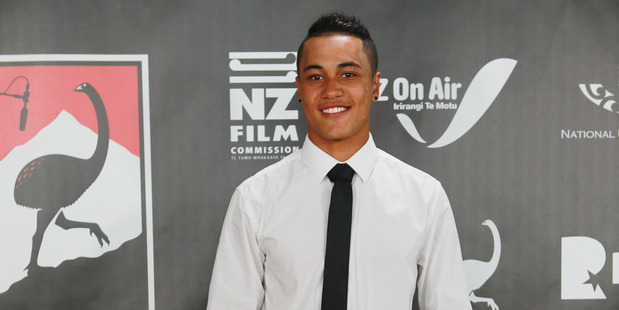 Loading Award-winning actor James Rolleston has become a household name. Photo / Jason Oxenham